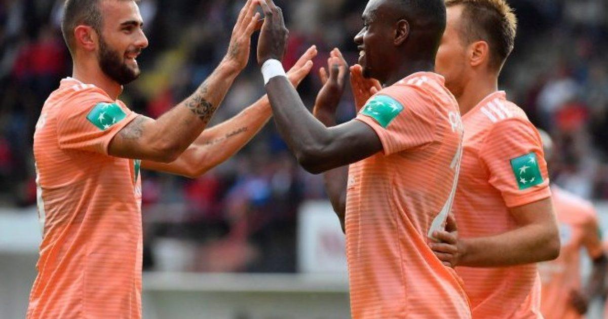 Vazhdon shkëlqimi i Abazajt te Anderlechti, dy asistime ndaj Ajaxit