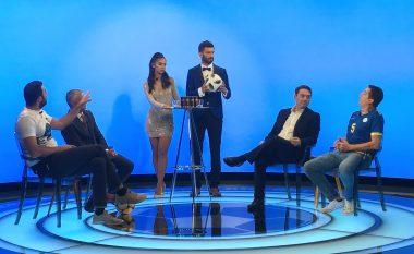 Me një dukje të pëlqyer, Arta Nitaj dhe Fisnik Zymi përmbyllin emisionin Dueli Botërorit