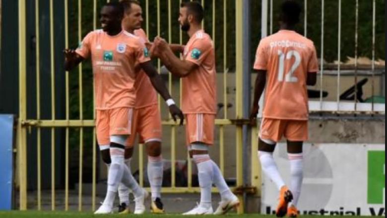 Abazaj i shënon gol PSV Eindhovenit