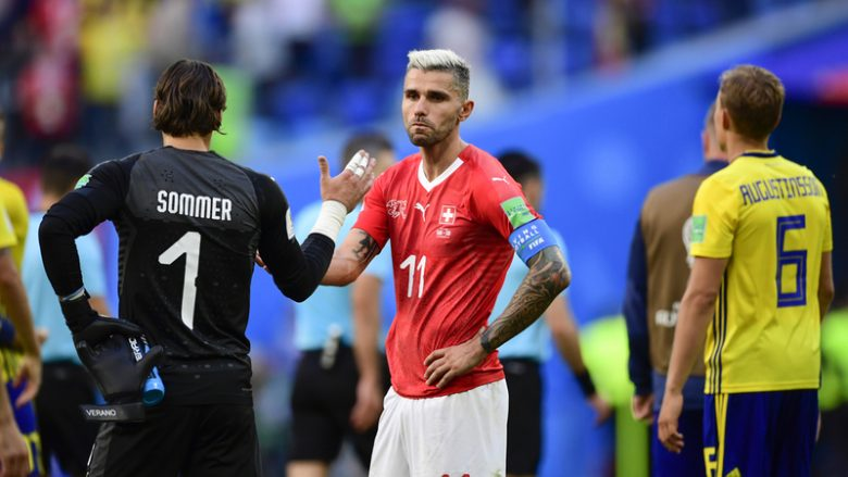 Valon Behrami: Nuk do të pensionohem prej Zvicrës