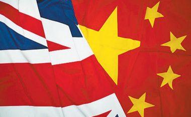 Kina i ofron Britanisë së Madhe marrëveshje për tregti të lirë