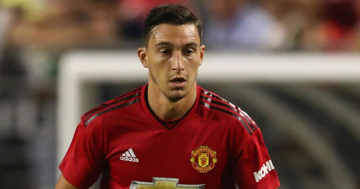 Darmian i vendosur të largohet nga Unitedi