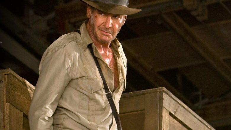 """Vazhdimi i pestë i """"Indiana Jones"""" u shtyhet për herë të dytë"""
