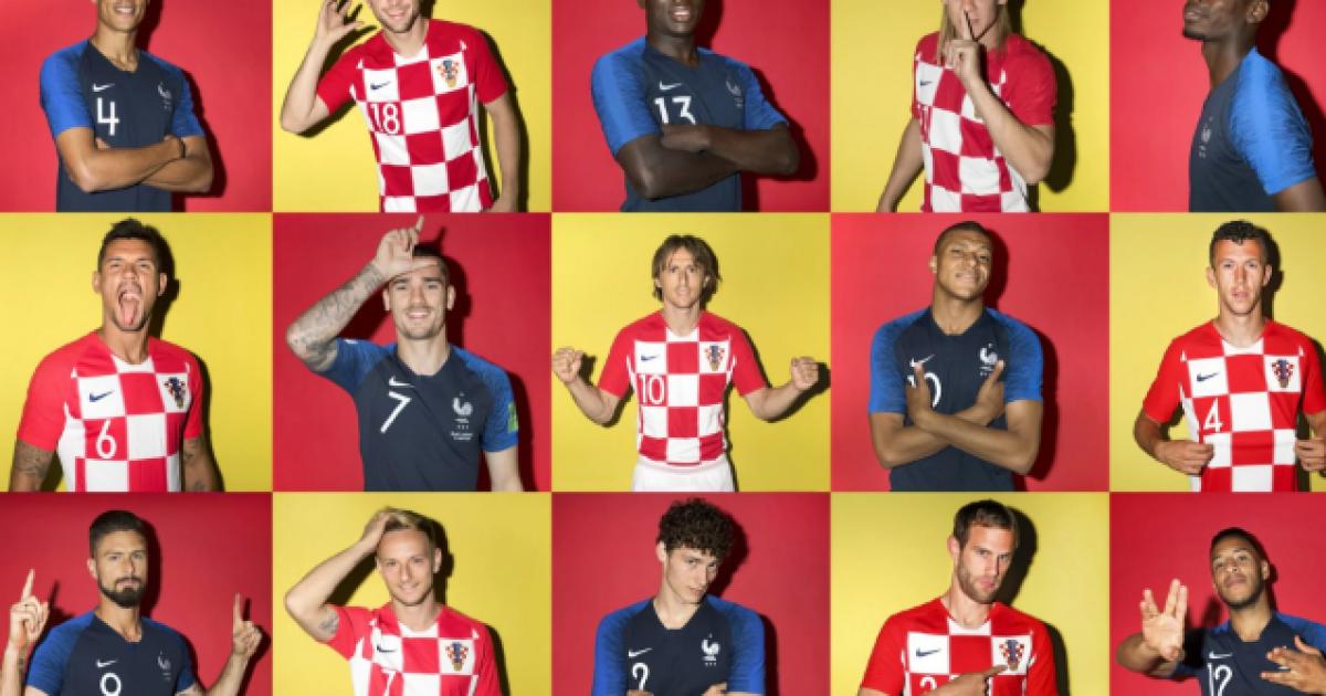 Francë – Kroaci, formacionet zyrtare të finales së madhe