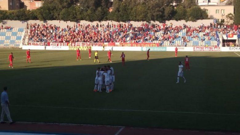 Partizani humb me rezultat minimal nga Maribori