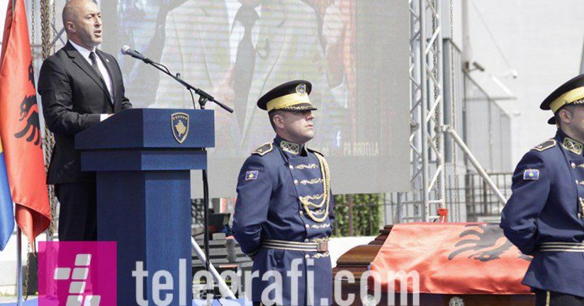 Haradinaj propozon vendosjen e shtatores së Adem Demaçit në Prishtinë dhe emërtimin e Autostradës Prishtinë-Pejë me emrin e Demaçit