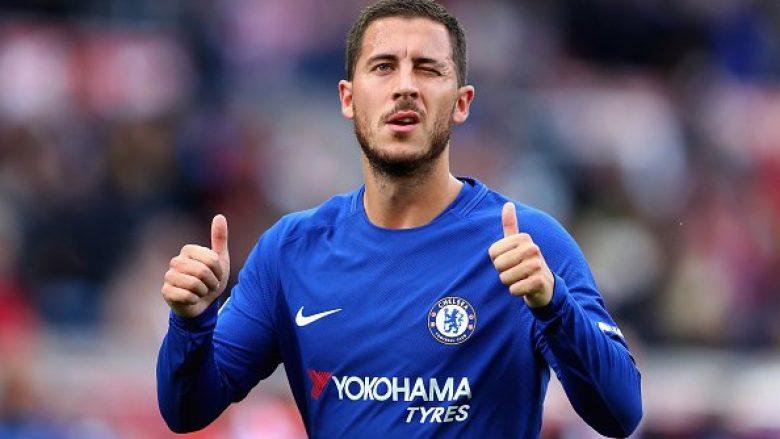 Hazard: Vetëm një gjë nuk e ka City, një lojtar si unë