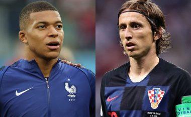 Francë-Kroaci zhvillohet të dielën, rruga e dy kombëtareve deri në finale