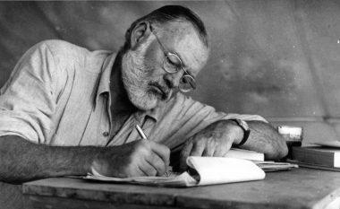 Thënie nga Ernest Hemingway që do t'jua pasurojnë jetën