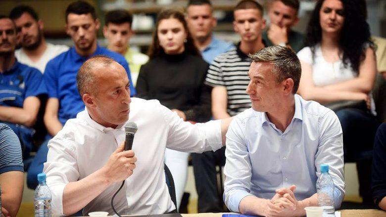 Takohen Thaçi, Haradinaj e Veseli, diskutojnë për dialogun me Serbinë