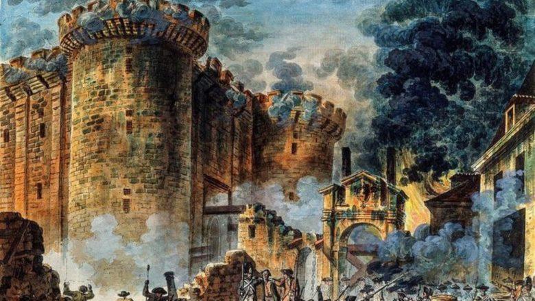 A u pushtua vërtet Bastija nga populli i Parisit?