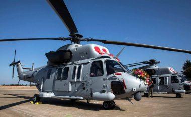 Momenti i rrëzimit të helikopterit ushtarak në Korenë e Jugut? (Video)