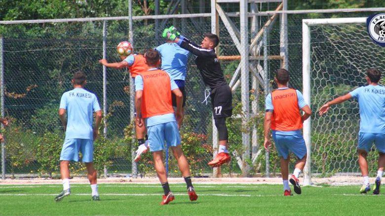 Kukësi luan pa gola ndaj Vallettas në Shkodër