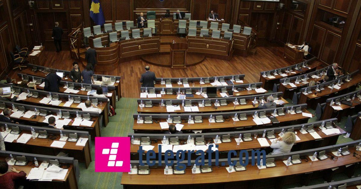 Kuvendi në pauzë deri në ora 15:00