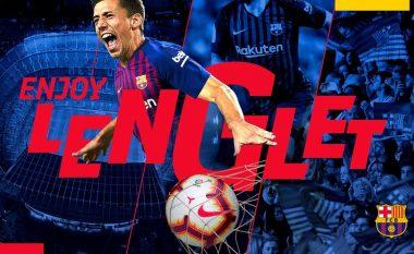 Zyrtare: Barcelona nënshkruan me Lenglet, i vendos klauzolë të lartë