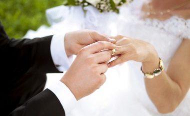 Zvicra, vendi ku kosovarët u martuan më së shumti