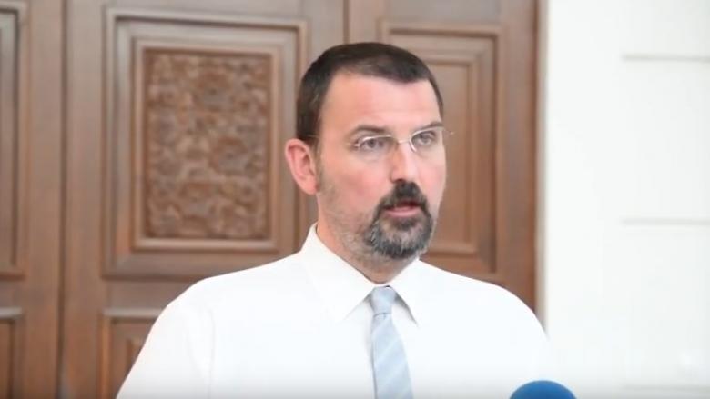 Stoilkovski: Buka u shtrenjtua për shkak të papërgjegjësisë së Qeverisë