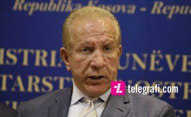 Pacolli: Ideja e Thaçit për korrigjim kufijsh çdo ditë e më tepër po merr mbështetje