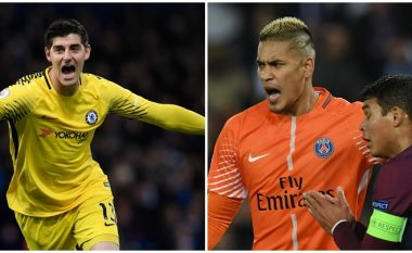 Raiola ia ofron Chelseat portierin e PSG-së, Areola