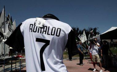 Çdo minutë shitet nga një fanellë e Ronaldos te Juve