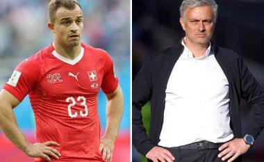 Mourinho e do Shaqirin, Unitedi ka gati ofertën