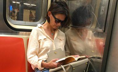 Ka pasuri prej miliona dollarë, por Katie Holmes bënë jetë modeste dhe udhëton me metro