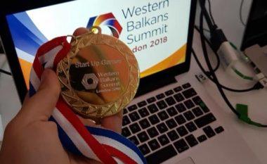 """Arta Zajmi fitoi medalje të artë në lojërat """"Start Up"""" në Londër"""