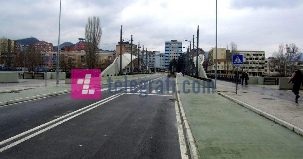 BE-ja, pa datë për hapjen e urës në Mitrovicë