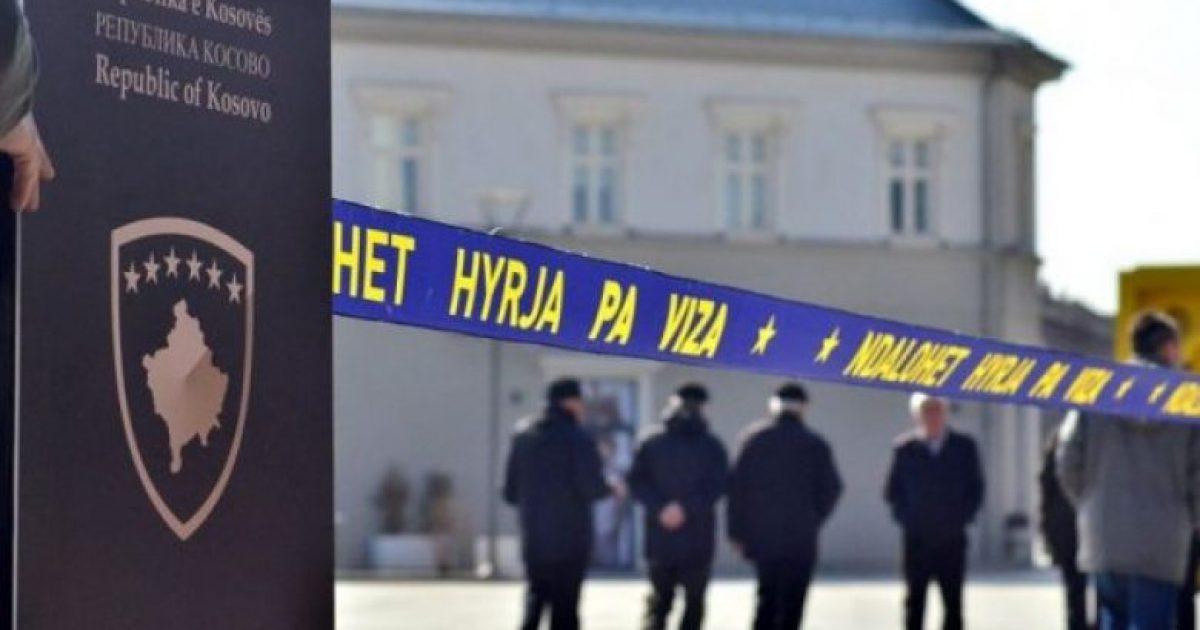 """""""Kosova vështirë që mund të ketë liberalizim të vizave gjatë këtij viti"""" (Video)"""