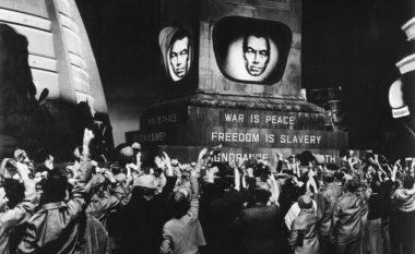 Orwelli e dinte: Blemë me dëshirë ekranet, që po përdoren kundër nesh