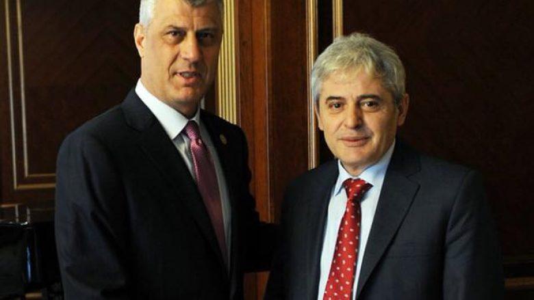 Thaçi takon Ahmetin, dialogu Kosovë-Serbi duhet të përmbyllet me njohje reciproke