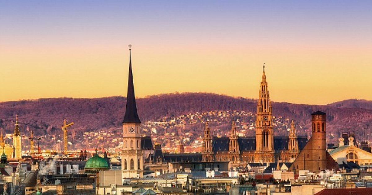 Vjena vlerësohet si qyteti më i mirë në botë për të jetuar