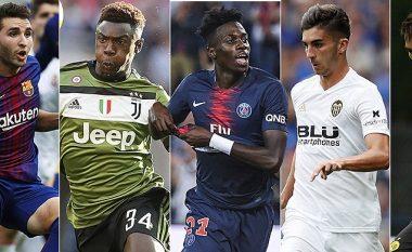 Talentet e Barcelonës, Real Madridit dhe Juventusit – Këta janë 10 yje e rinj që duhet t'i ndiqni në ligat më të mëdha evropiane këtë sezon