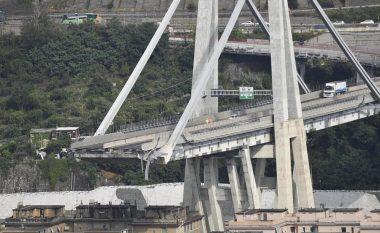 Imazhe që tregojnë tmerrin e shembjes së urës në Genoa (Foto)