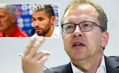 Reagon edhe Federata e Zvicrës: Behrami nuk e ka kuptuar Petkovicin, mbështesim vendimin e trajnerit