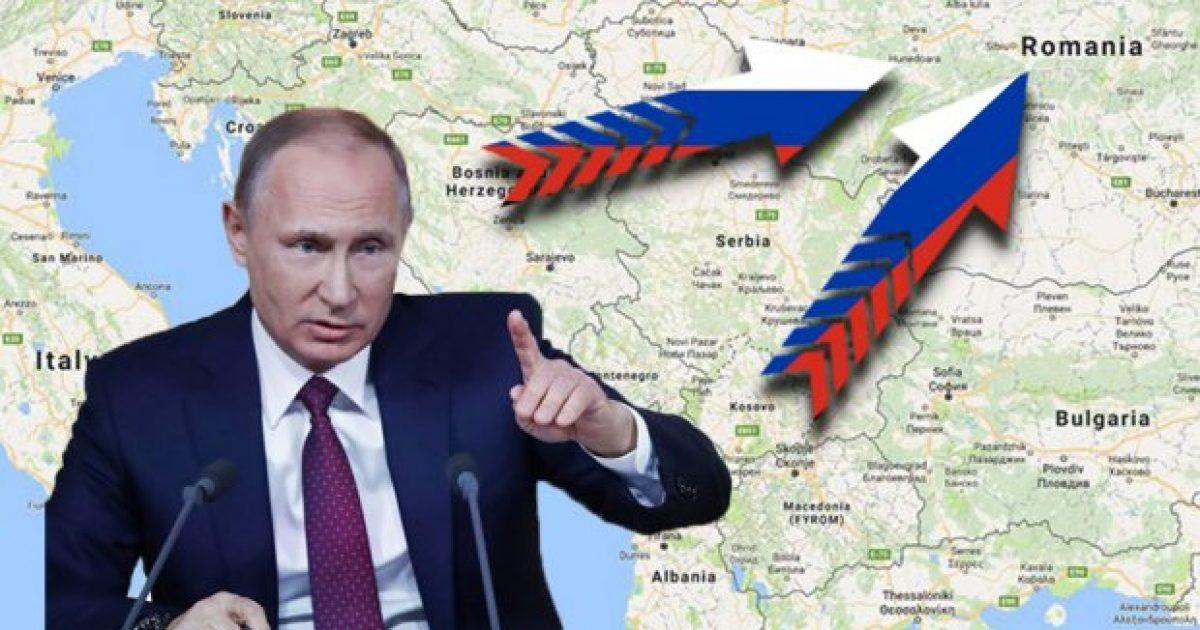 """""""Mbështetja vëllazërore dhe dashuria është një mit"""": Serbët kujtojnë largimin e forcave ruse nga Kosova, me urdhër të Putinit!"""