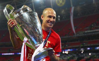 Robben: Transferimi te Bayerni, vendimi më i mirë në karrierën time