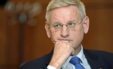 Carl Bildt për shkëmbimin e territoreve: Nuk është ide e re, por e rrezikshme