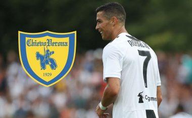 Formacioni i mundshëm i Juves ndaj Chievos