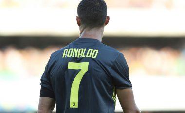 Notat e lojtarëve: Chievo 2-3 Juventus, shkëlqen Giaccherini - Ronaldo nga më të mirët te Juve