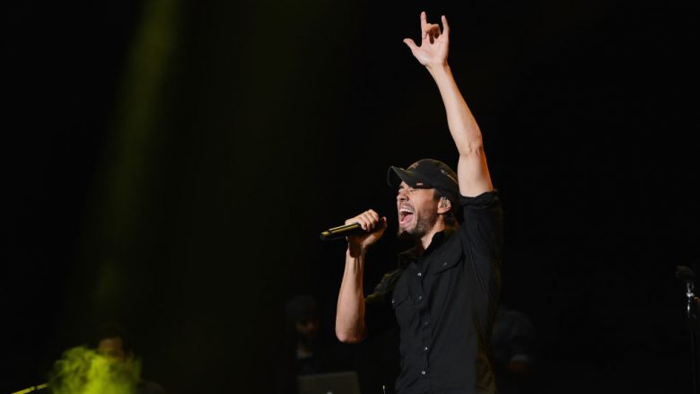 Enrique Iglesias (Foto: Getty Images)