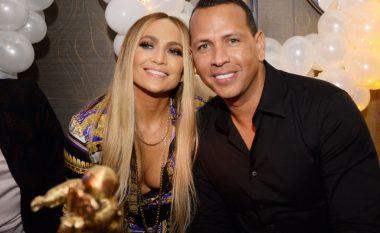 Jennifer Lopez fejohet me Alex Rodriguez