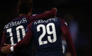 Real Madridi në pritje të dënimit të PSG-së nga UEFA për ta blerë Neymarin ose Mbappen