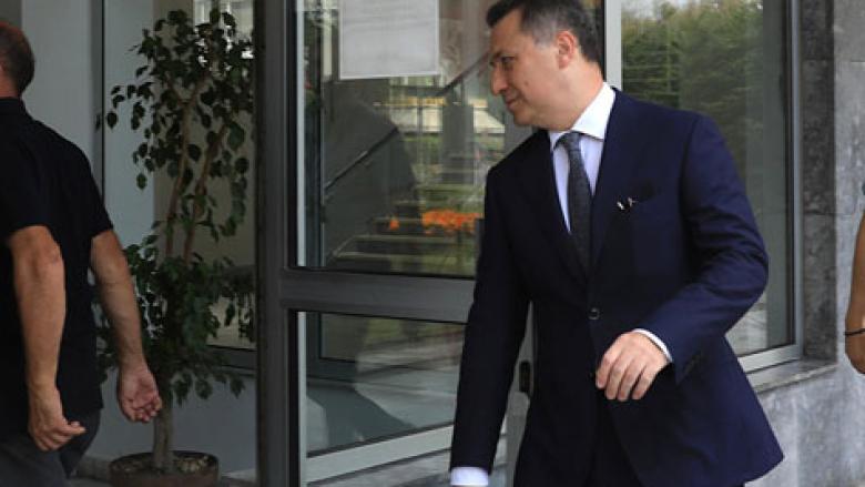 Aleksiq: Nuk është e vërtetë që Gruevski do të shkojë në burg brenda 20 ditëve