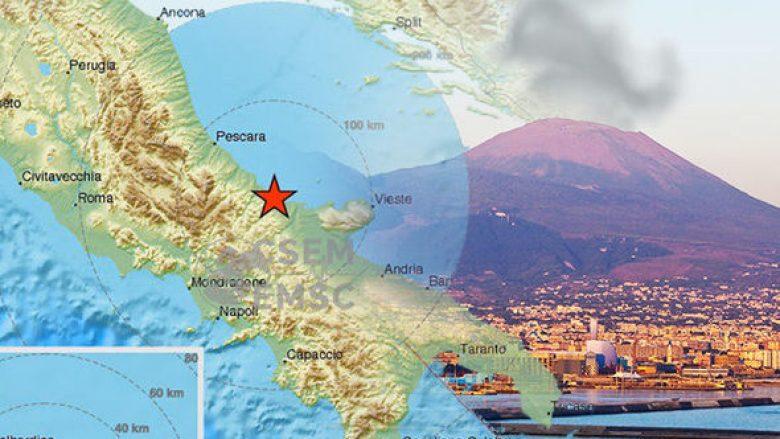 Pas tragjedisë me urën në Xhenova, Italia shkundet nga tërmeti