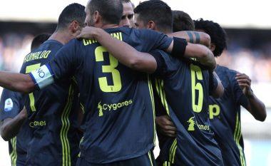 Dramë dhe përmbysje në Bentegodi, Juve e nis sezonin me fitore ndaj Chievos