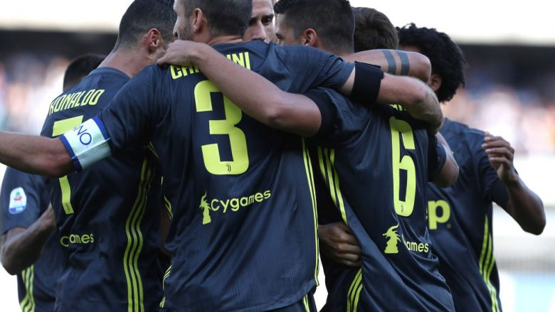 Juventus (Foto: Getty Images)