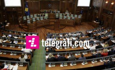 LDK dhe VV bojkotojnë seancën e sotme, por marrin pjesë në seancën për ushtrinë