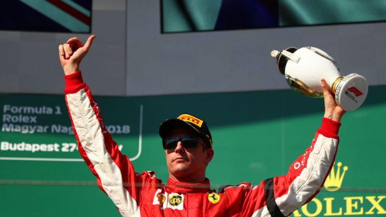 Kimi Raikkonen (Foto: Getty Images)