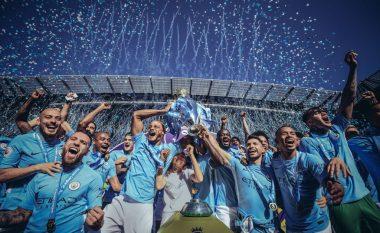 Njëzet skuadrat më të shtrenjta në Evropë - Man City lë pas Real Madridin, PSG-në e Juventusin